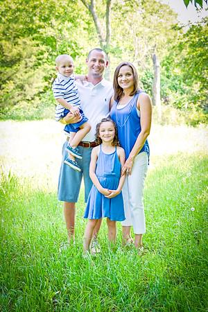John & Jessica Family pics