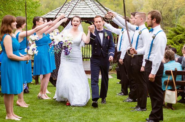 Meg and Danny Wedding