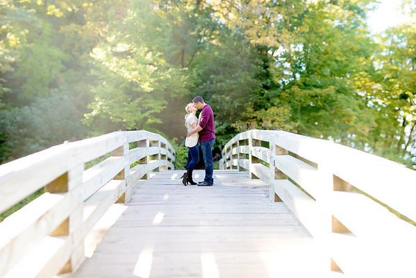 Megan & Brian: {engaged}!