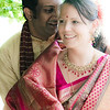 Meghan & Arun I : Hindu Wedding & Reception at Geist