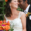 Meghan & Arun II : Contemporary Wedding, Indianapolis Art Center; Reception, Renaissance Indianapolis North