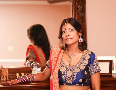 Mehandi Ceremony of Swati