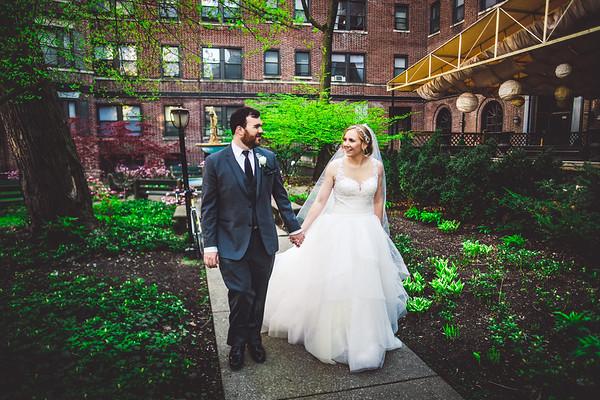 Melissa + Matt :: married!