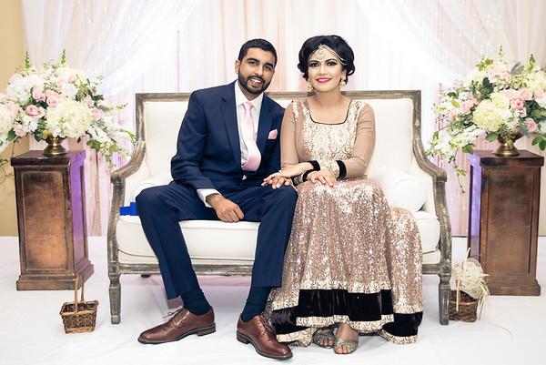 Mehndi + Jas Engagement