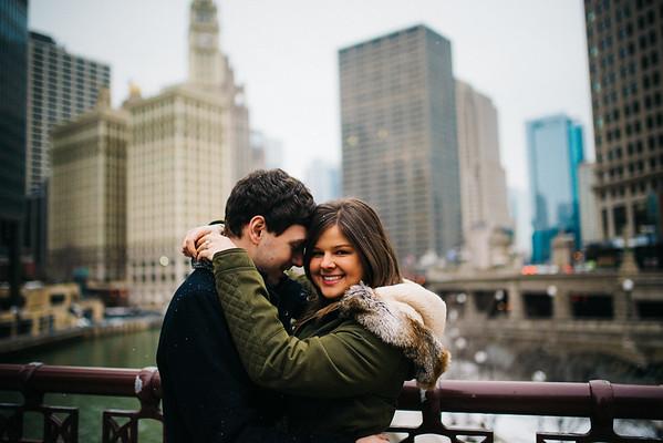Michaela & Cody: {engaged}!