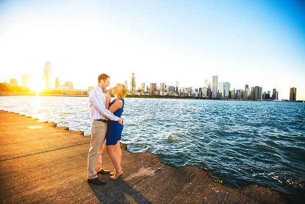 Michelle & Dave: {engaged}!