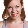 Michelle F : Yoga instructor headshots