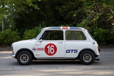 Mini Cooper Racecar
