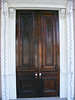Brown doors