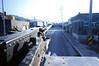 M1 tank with mounted .50 caliber machine gun in Korea
