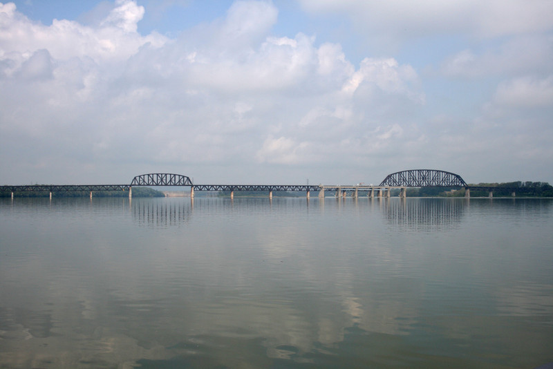 Bridge over Ohio River