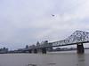 Jet over Louisville