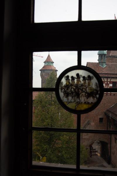 Imperial Castle of Nuremberg Kaiserburg Nürnberg