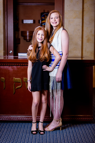 Morgan Bat Mitzvah