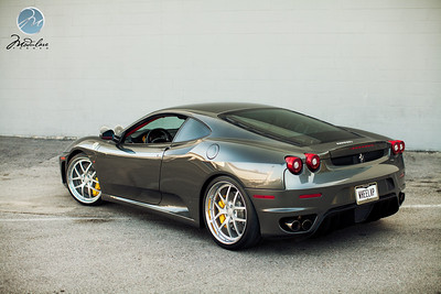 Peter Lee's Ferrari F430, Houston, TX, 2011