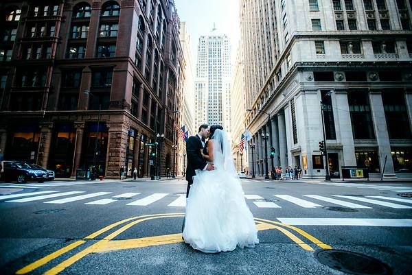 Morgan & Derek: {married}!