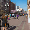 Arbat Street shopping district