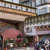 Restaurant on Arbat Street