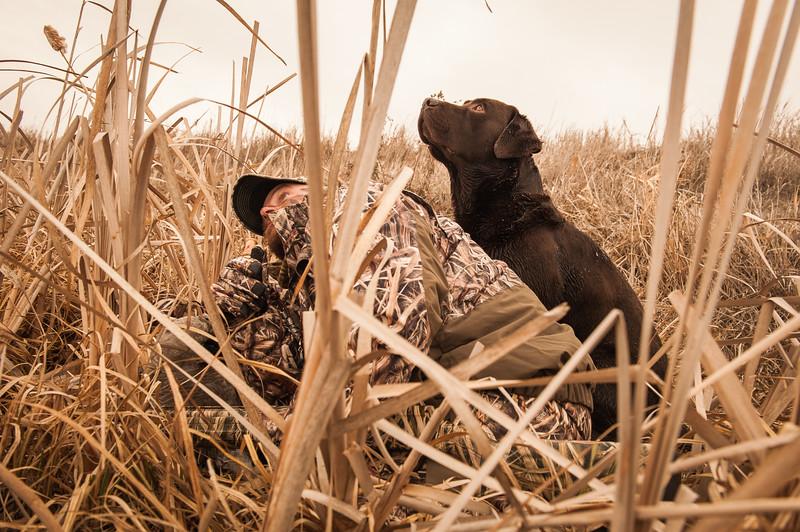 Mossy Oak Duck Hunting Shoot, Twin Bridges, Montana