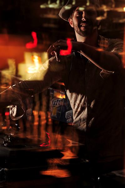 DJ Pleasuremaker & Senor Oz<br /> San Fransico, CA<br /> <br /> SXSW showcase by Wax Poetics, Dubspot, Soul of the Boot Entertainment, StrangeTribe Productions, Puma & Maker's Mark.
