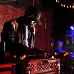 DJ Chicken George Austin, TX  SXSW showcase by Wax Poetics, Dubspot, Soul of the Boot Entertainment, StrangeTribe Productions, Puma & Maker's Mark.