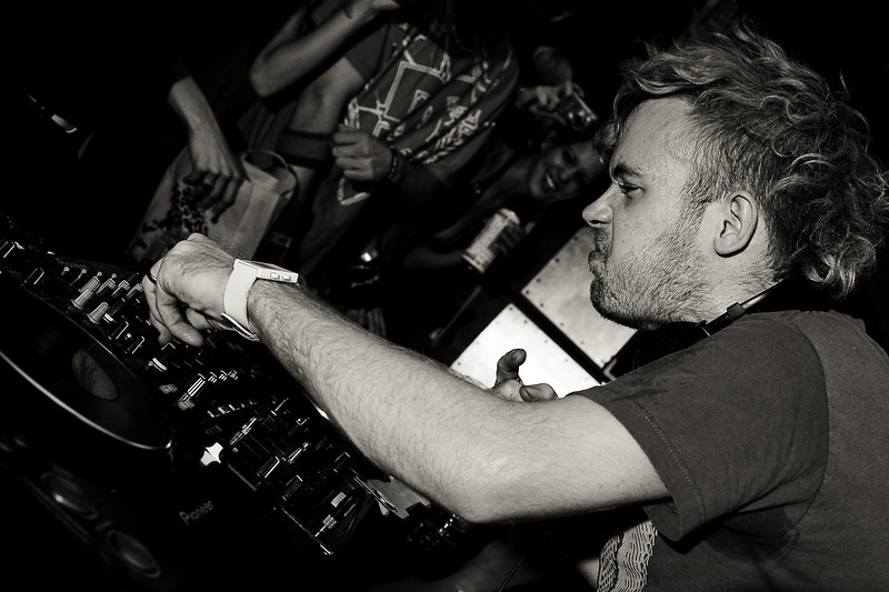 Rusko<br /> London, UK<br /> <br /> Christopher Mercer, aka Rusko was born in Leeds in 1985 to a musical family. From day one Rusko was surrounded by music. Whether it be his family's pianos, guitars, banjos and saxophones…or the heavy reggae and dub sound systems of later years in Leeds, music has always been an integral part of Rusko's life.<br /> <br /> After graduating from Leeds university with a degree in musical performance, Rusko discovered the world of dubstep through Sub Dub and a debut appearance from the Digital Mystikz. Having spent the past 10 years making future dub alongside Leeds very own Iration Steppas, Rusko connected with the sound and moved down to London to further advance his musical opportunities with Sub Soldiers label mate Caspa.<br /> <br /> Veering away from the dark, serious side of the sound Rusko brought a highly driven energy and fun approach to the dubstep massive and quickly coined his own take on the genre and turned the scene upside down. His sound appealed to many people outside of the dubstep world as his productions became more adventurous in formula, sound and energy. His huge hit Cockney Thug has been played by everyone from Pete Tong, Switch, Diplo and Santogold, and has been remixed by Buraka Som Sistema, Diplo, Caspa, Drop the Lime and the Scratch Perverts.<br /> <br /> Now at 23, Rusko is only in first gear, with collaborations on the table with the likes of Switch, Diplo , Yo Majesty and Wiley, the future sure is looking bright. Already setting the radio airwaves alight with his own productions and remixes of artists like Adele and A-Trak featuring Kid Sister, Rusko is headed in the right directions. Onwards, upwards and far beyond what most producers can dream of.