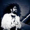"Gaslamp Killer<br /> Los Angeles, CA<br /> <br /> The Gaslamp Killer is a Los Angeles-based DJ whose eclectic style ranges from psychedelia and world music to dubstep and left-field hip-hop. Associated with Flying Lotus' Brainfeeder Records, he made his production debut in the late 2000s with a series of EPs. Born William Benjamin Bensussen, he originally comes from San Diego, CA, whose downtown Gaslamp District's bar scene inspired him to name himself the Gaslamp Killer in disgust for much of the patronage. Upon relocating to Los Angeles, he found a niche for himself amid the city's massive underground party scene and ultimately found a home for himself as a resident DJ at the club Low End Theory, which resulted in a series of club-sponsored podcasts. He also released a series of mix CDs, among them Gaslamp Killers (2007), It's a Rocky Road (2007), I Spit on Your Grave (2008), Hell and the Lake of Fire Are Waiting for You! (2009), and All Killer (2009), the latter a label showcase for the London-based world psychedelia imprint Finders Keepers Records. As a producer, the Gaslamp Killer made his debut in the late 2000s, releasing, for instance, a split single with Free the Robots, ""The Killer Robots,"" on Obey Records in 2008 and an EP, My Troubled Mind, on Flying Lotus' Brainfeeder Records in 2009."