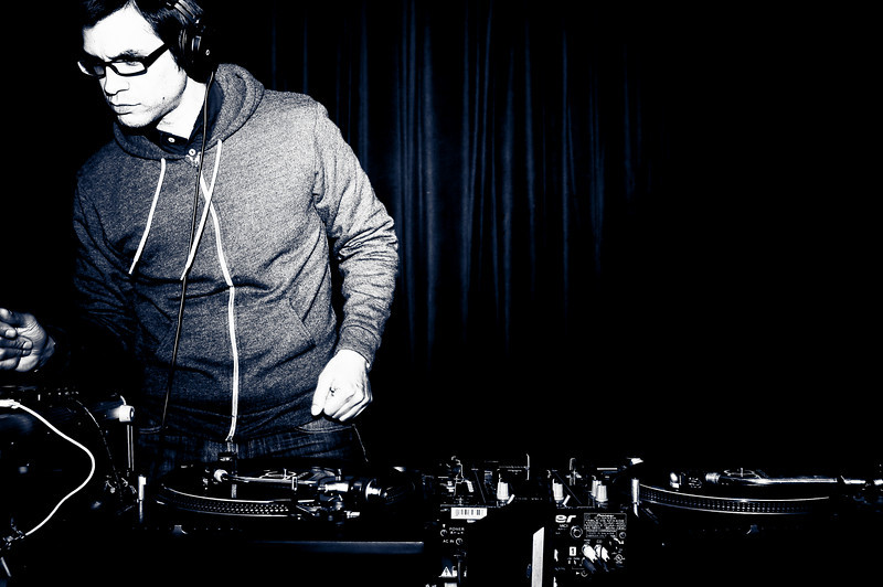 """Manolo Black - Peligrosa All-Stars<br /> Austin, TX<br /> <br /> Trey Lopez a.k.a. Manolo Black has been providing sounds for the Austin nightlife for several years. He has played alongside an eclectic mix of acts, including Broken Social Scene, RJD2, Jurassic 5, Diplo, Kid Koala, Lyrics Born, Nouvelle Vague, Tortoise and many others. On stage, he has collaborated with a number of dj's, musicians and artists including the Nuyorican Poets, DJ MEL, Adrian Quesada (Grupo Fantasma, Brownout, Ocote Soul Sounds), DJ SUN, BABY G., John Speice (Hairy Apes, Ocote Soul Sounds, Brownout) & DJ DOLORES (Brazil). His sets will flow from inidie to hip hop to soul to electro to latin dancefloor bombs! Recently Manolo Black, along with DJ's Hobo D, Orion & Pagame have been co-hosting a monthly Cumbia and Tropical party called Peligrosa. ( <a href=""""http://www.peligrosablog.com"""">http://www.peligrosablog.com</a>) Look out for Peligrosa showcase at SXSW 2010."""