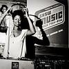 DJ Smiles Davis<br /> Los Angeles, CA<br /> <br /> SXSW showcase by Wax Poetics, Dubspot, Soul of the Boot Entertainment, StrangeTribe Productions, Puma & Maker's Mark.
