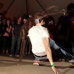 SXSW showcase by Wax Poetics, Dubspot, Soul of the Boot Entertainment, StrangeTribe Productions, Puma & Maker's Mark.