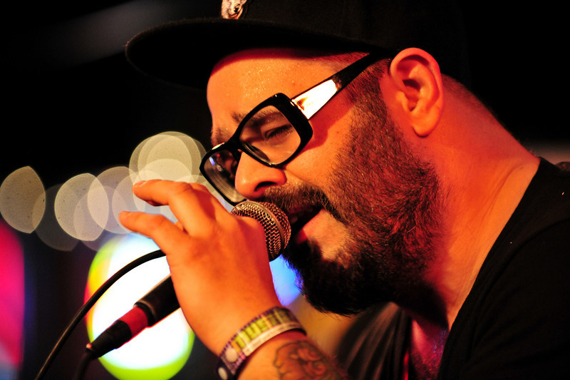 Chico Mann<br /> New Jersey<br /> <br /> SXSW showcase by Wax Poetics, Dubspot, Soul of the Boot Entertainment, StrangeTribe Productions & Maker's Mark.