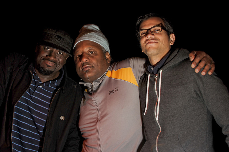 DJ Chicken George<br /> El John Selector - Thievery Corporation<br /> Manolo Black - Peligrosa All-Stars