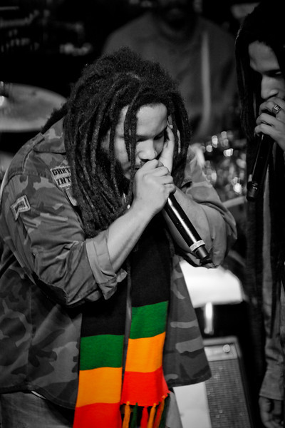 Stephen Marley<br /> Kingston, Jamaica<br /> <br /> Stephen Marley, the second son of reggae legend Bob Marley, is a five-time-Grammy-winning producer, singer, songwriter and multi-instrumentalist. His career started at age seven in brother Ziggy's band, the Melody Makers. He continues to perform and pile up recognition in the reggae world.