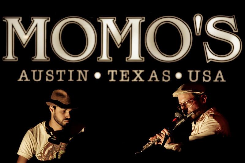Ocote Soul Sounds<br /> Austin, TX<br /> <br /> SXSW showcase by Wax Poetics, Dubspot, Soul of the Boot Entertainment, StrangeTribe Productions, Puma & Maker's Mark.