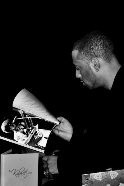 Madlib<br /> Stones Throw 45 Live<br /> SXSW :: Austin, TX<br /> <br /> Stones Throw Showcase featuring Madlib, Peanut Butter Wolf, J.Rocc, Dam-Funk, Amir, DJ Rhettmatic & 14kt.