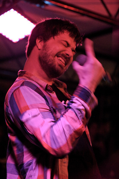"""Aesop Rock<br /> New York, NY<br /> <br /> Aesop Rock is an American hip hop artist and producer. He was at the forefront of the new wave of underground and alternative hip hop acts that emerged during the late 1990s and early 2000s. He is signed to El-P's Definitive Jux label and is a current member of The Weathermen. Regarding his name, he said: """"I acquired the name Aesop from a movie I had acted in with some friends. It was my character's name and it sort of stuck. The rock part came later just from throwing it in rhymes."""""""