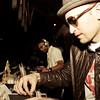 Peanut Butter Wolf<br /> Stones Throw 45 Live<br /> <br /> SXSW Stones Throw showcase featuring Madlib, Peanut Butter Wolf, J.Rocc, DJ Rhettmatic, Dam-Funk, Amir & 14kt.