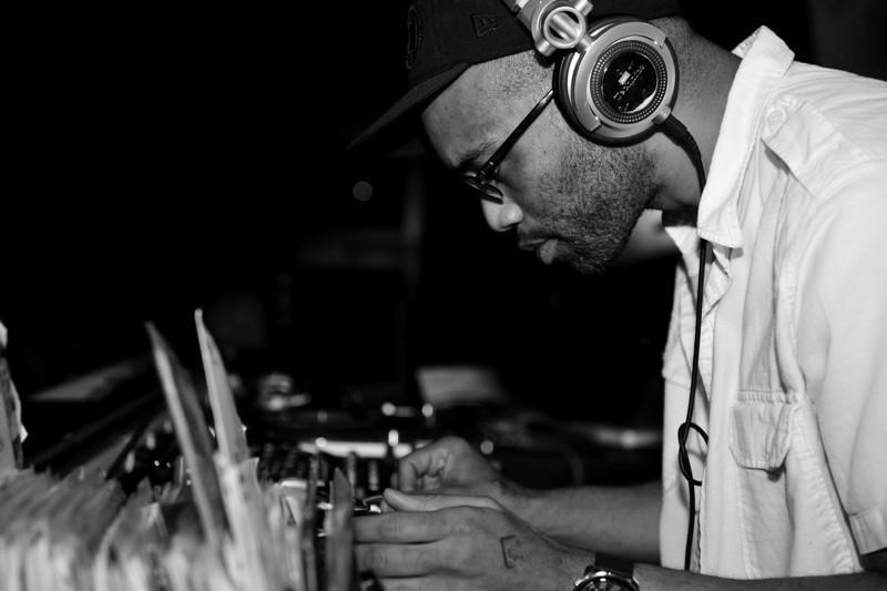 J.Rocc<br /> Stones Throw 45 Live<br /> <br /> SXSW Stones Throw showcase featuring Madlib, Peanut Butter Wolf, J.Rocc, DJ Rhettmatic, Dam-Funk, Amir & 14kt.