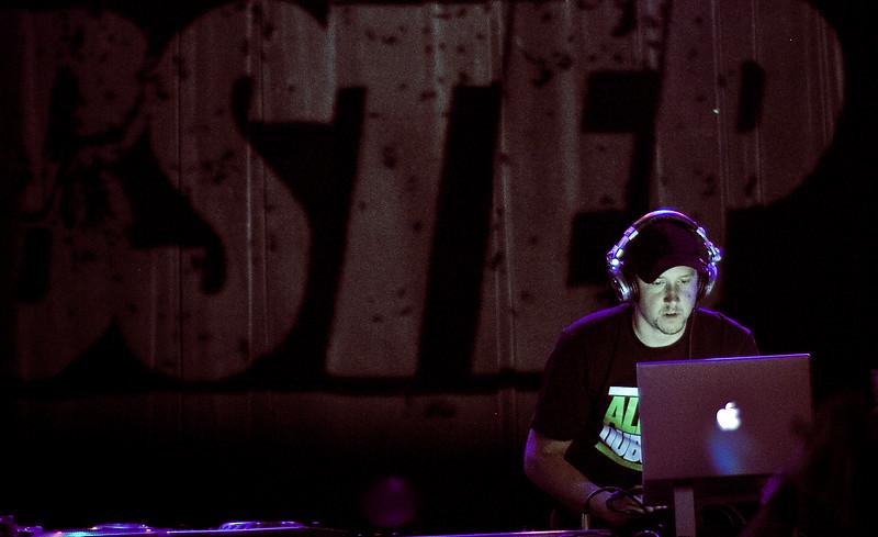 Claes Rosén,<br /> Producer, All Out Dubstep