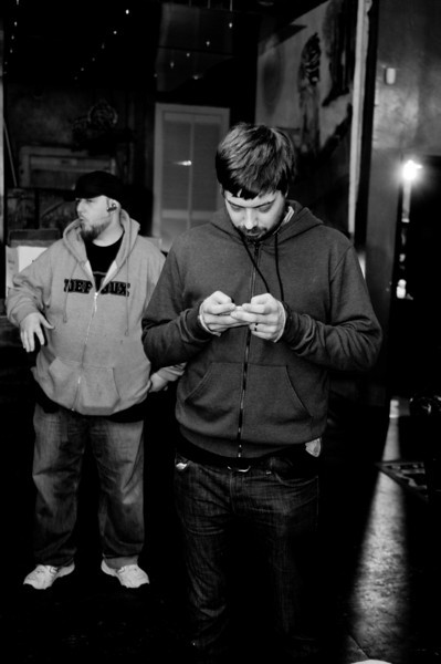 Aesop Rock & Rob Sonic<br /> New York City, NY