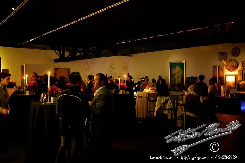 Speakeasy Christmas, Sacha Boutros Benefit for St. Vincent De Paul Village<br /> _MG_1578