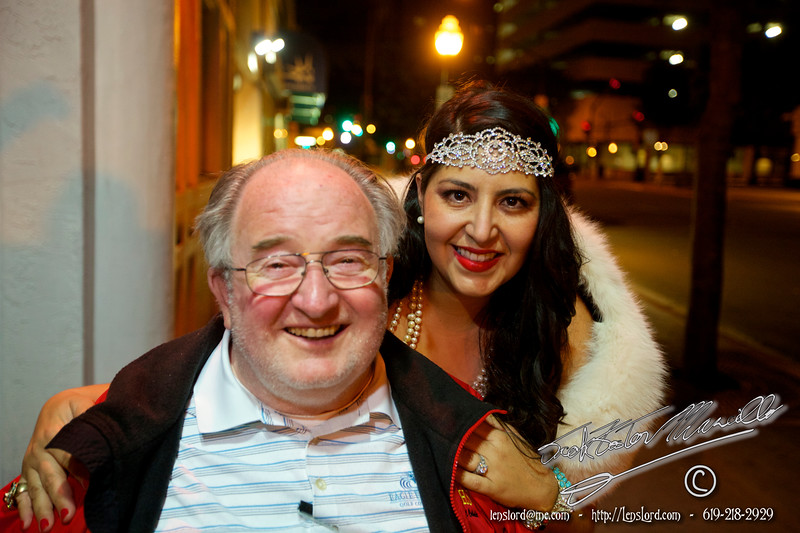 Speakeasy Christmas, Sacha Boutros Benefit for St. Vincent De Paul Village<br /> _MG_0759