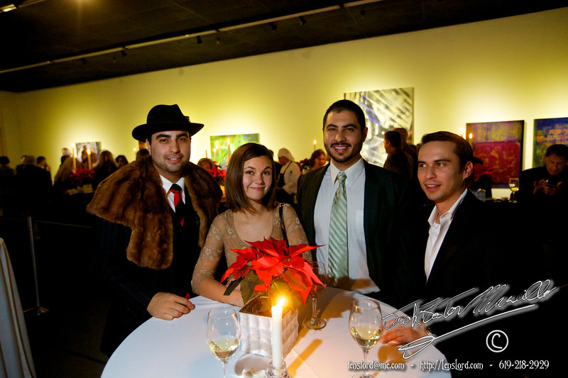 Speakeasy Christmas, Sacha Boutros Benefit for St. Vincent De Paul Village<br /> _MG_0765