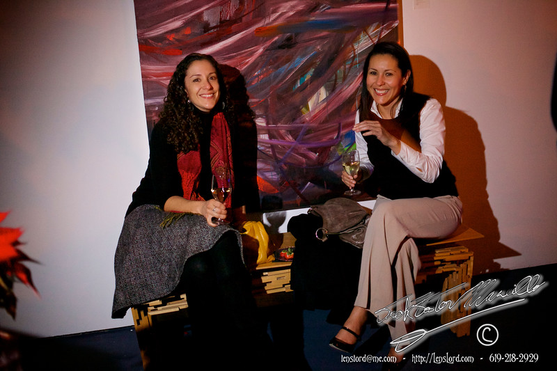 Speakeasy Christmas, Sacha Boutros Benefit for St. Vincent De Paul Village<br /> _MG_1132