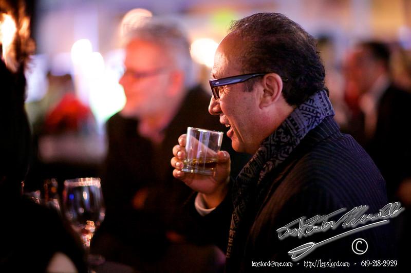 Speakeasy Christmas, Sacha Boutros Benefit for St. Vincent De Paul Village<br /> _MG_1060