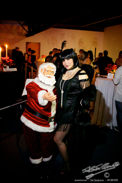 Speakeasy Christmas, Sacha Boutros Benefit for St. Vincent De Paul Village<br /> _MG_1334