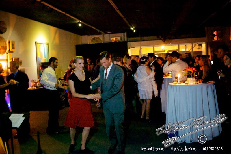 Speakeasy Christmas, Sacha Boutros Benefit for St. Vincent De Paul Village<br /> _MG_1099
