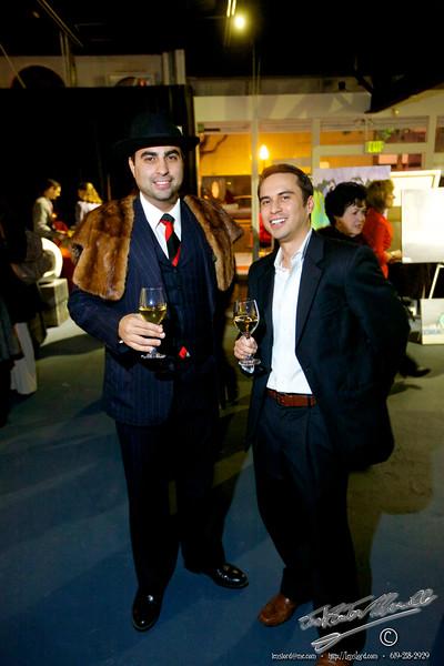 Speakeasy Christmas, Sacha Boutros Benefit for St. Vincent De Paul Village<br /> _MG_0754