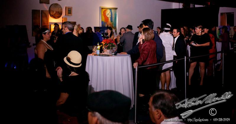 Speakeasy Christmas, Sacha Boutros Benefit for St. Vincent De Paul Village<br /> _MG_1225