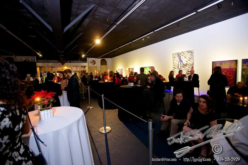 Speakeasy Christmas, Sacha Boutros Benefit for St. Vincent De Paul Village<br /> _MG_0791